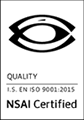 Elite Quality Management ISO Certificate
