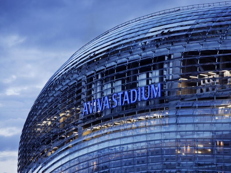aviva stadium name photo